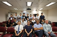 HKCOS Specialty Day in Clinical Research - EBO Support Scheme for HKCOS Trainees Induction Workshop on Biostatistics and Clinical Research Methodology